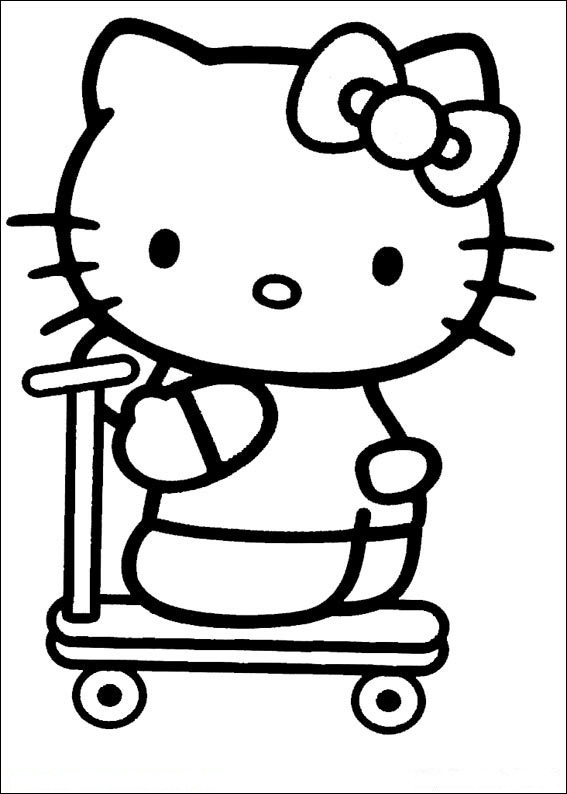 Hello Kitty bilder