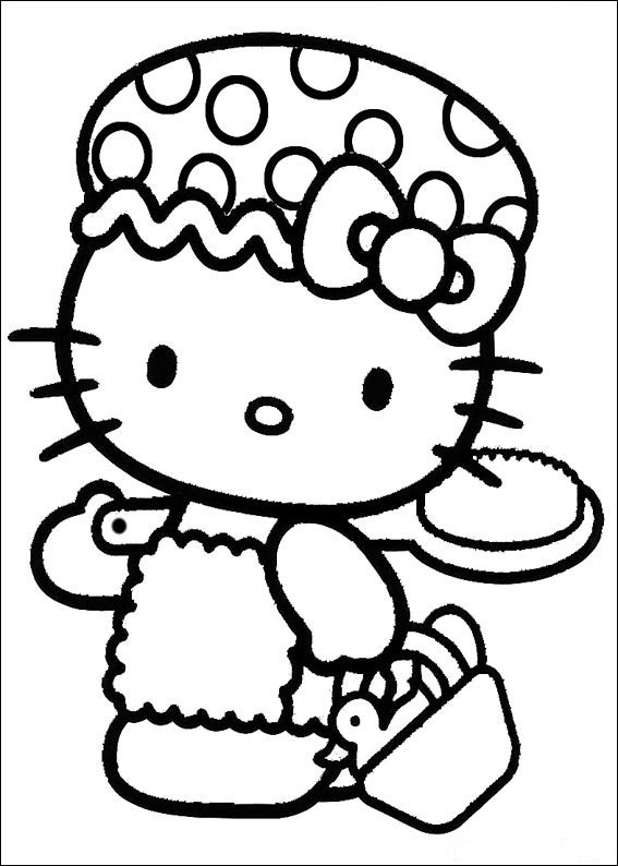 Hello Kitty bilder 2