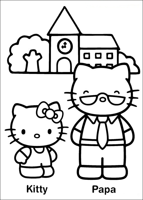 Hello Kitty bilder 23