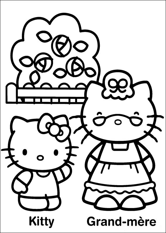 Hello Kitty bilder 27
